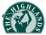 The Golf Club at The Highlands Retina Logo