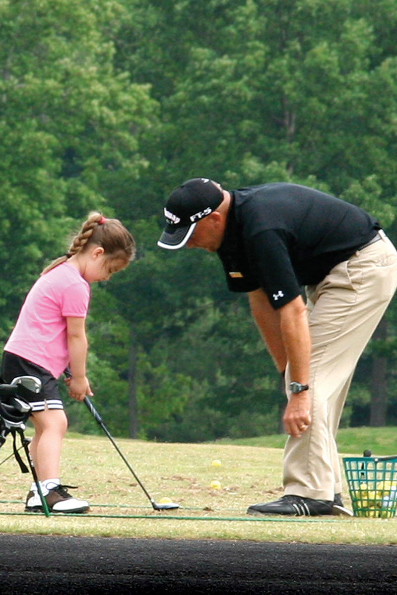 Golf Lessons Chesterfield VA