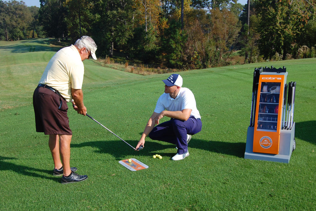 Golf Instruction Richmond VA | The Golf Club at the Highlands